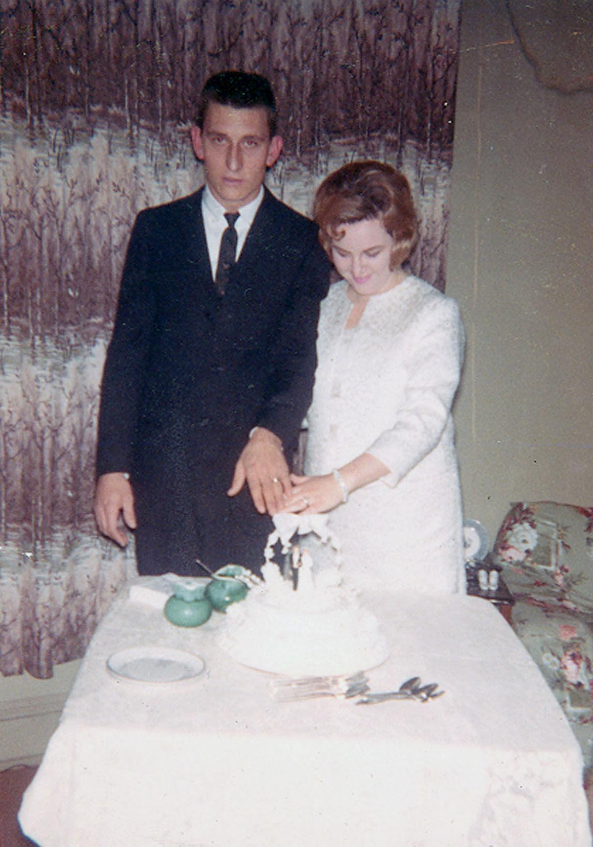 Doyce and Martha Green
