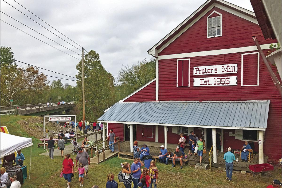 Prater's Mill 2018