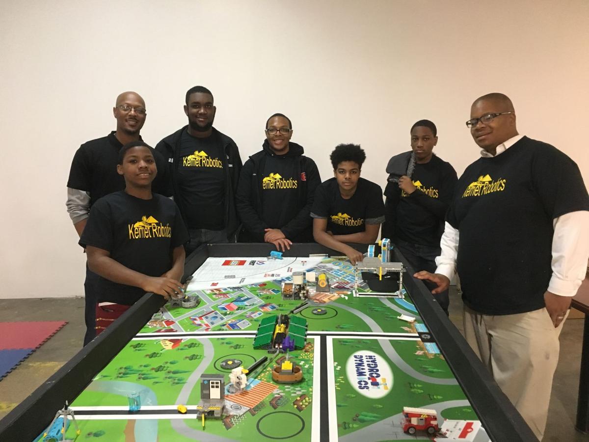 Kemet Robotics Team 2017