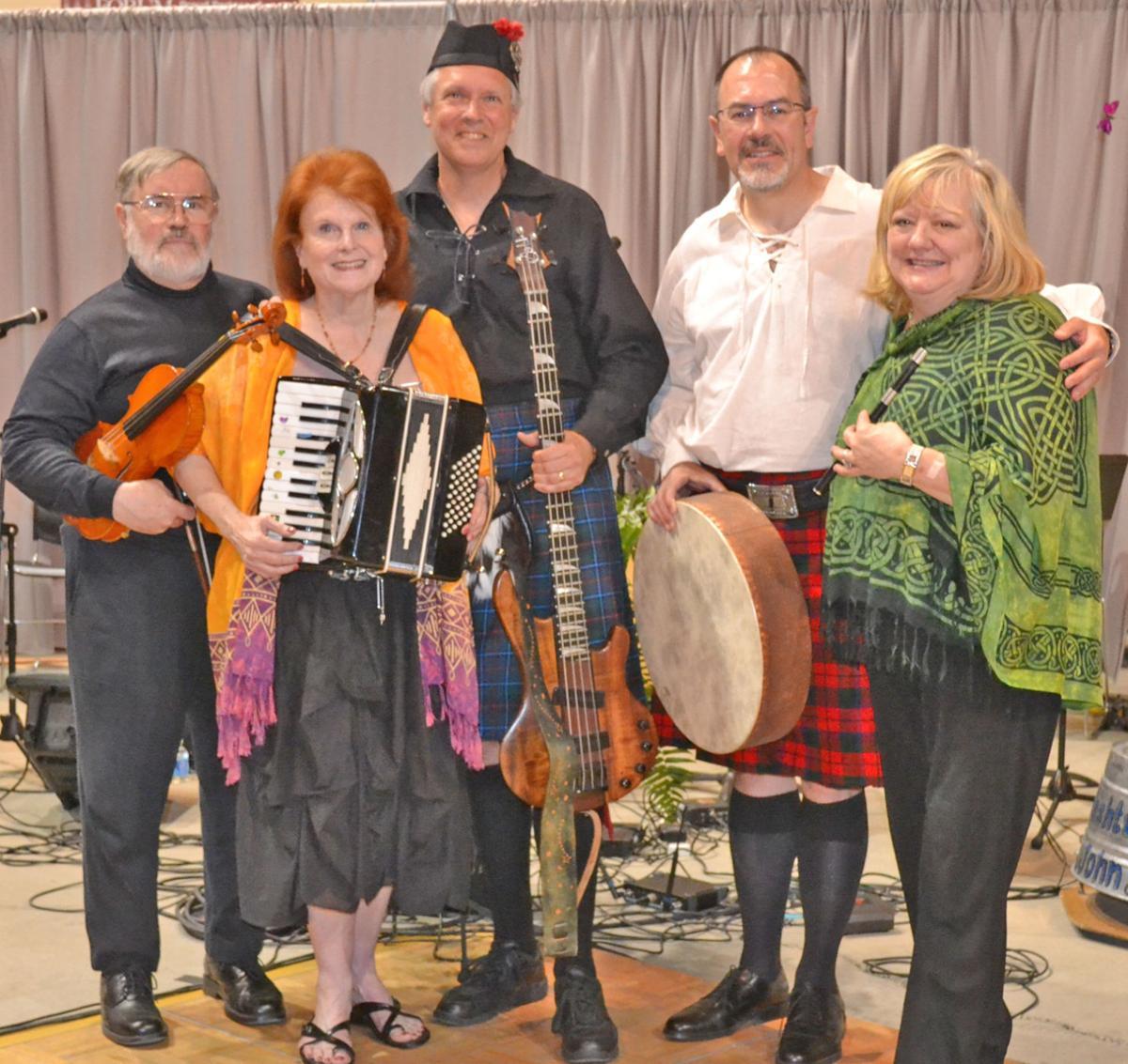 Ceilidh Celtic Ensemble