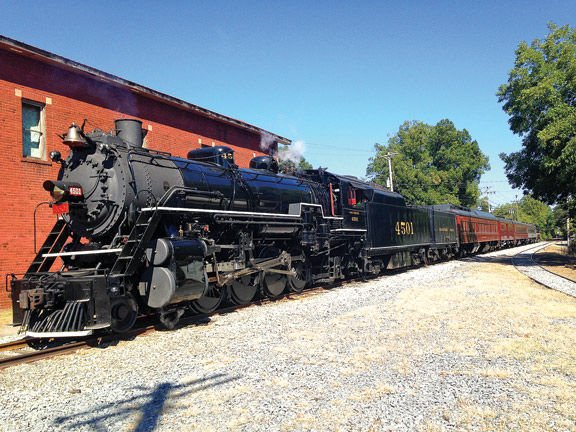 Southern Railway 4501