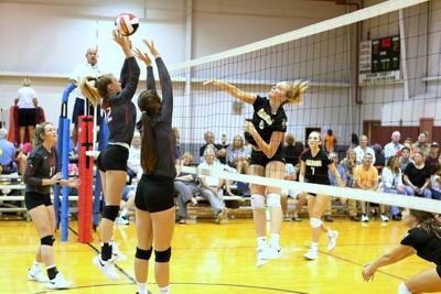 Sonoraville Volleyball vs. Calhoun