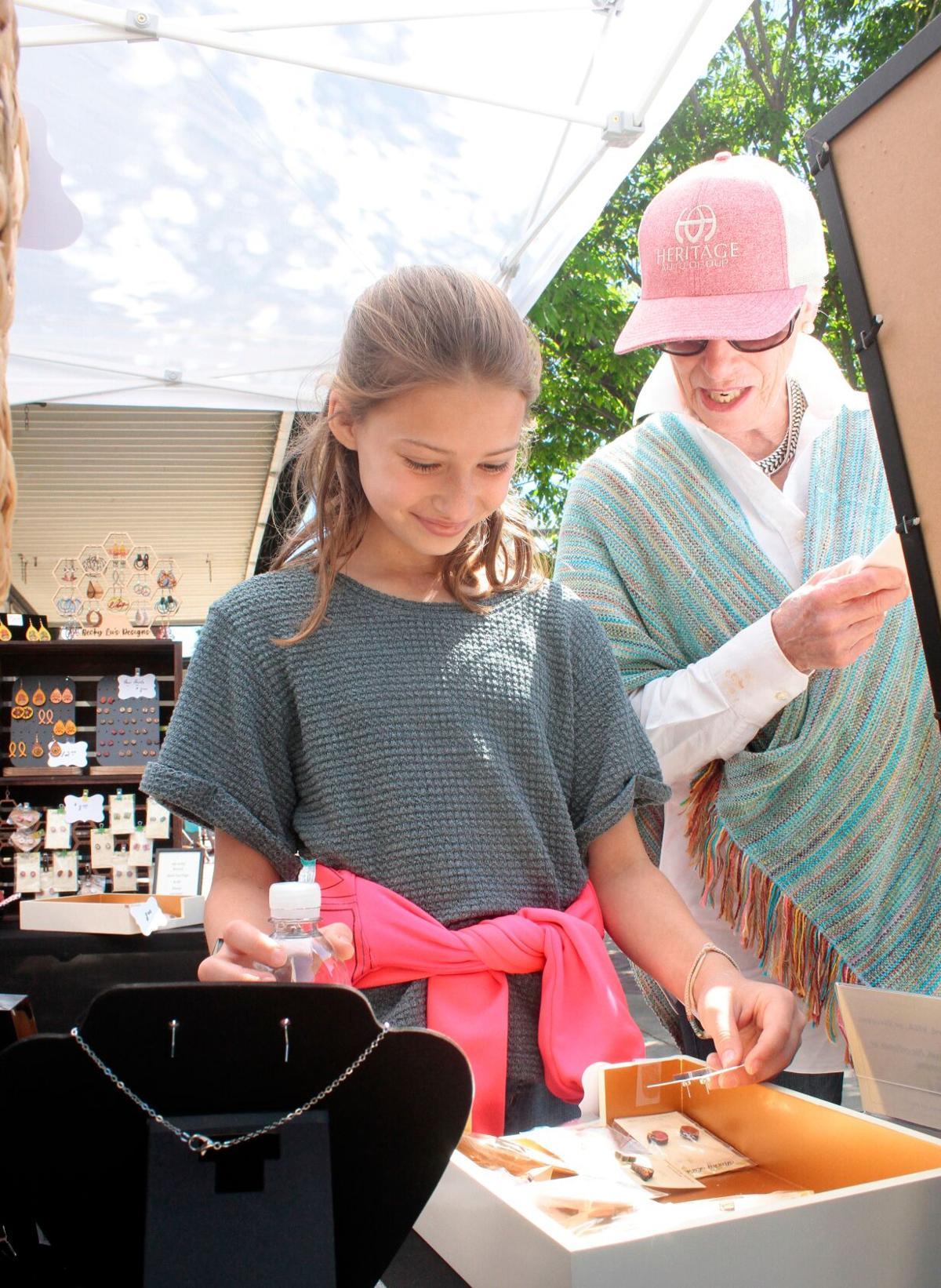Art, mushroom festivals kick off traditional springtime event season