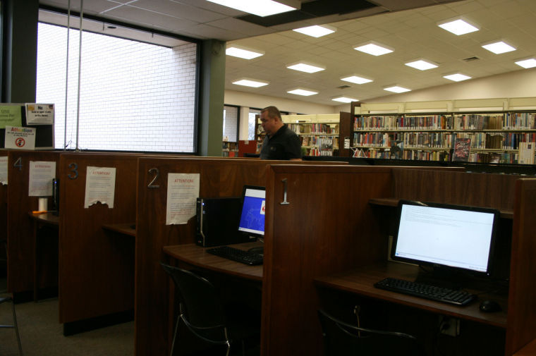 New computers installed at Cedartown library