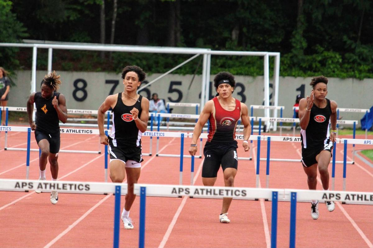 Sonoraville finds success at sectional meet