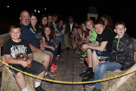 Haunted Depot Ghost Tours