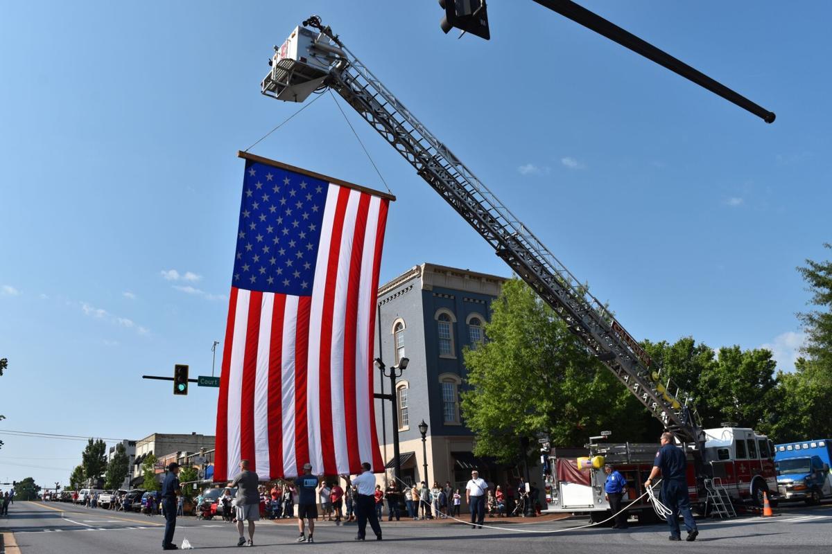 Calhoun 9/11 Patriots Day Parade