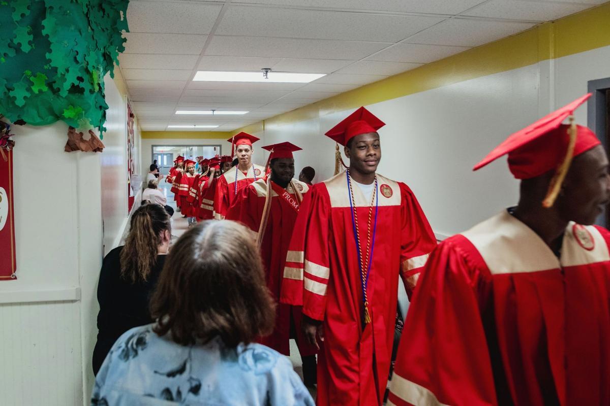 Elementary schools hosts Rome High graduates