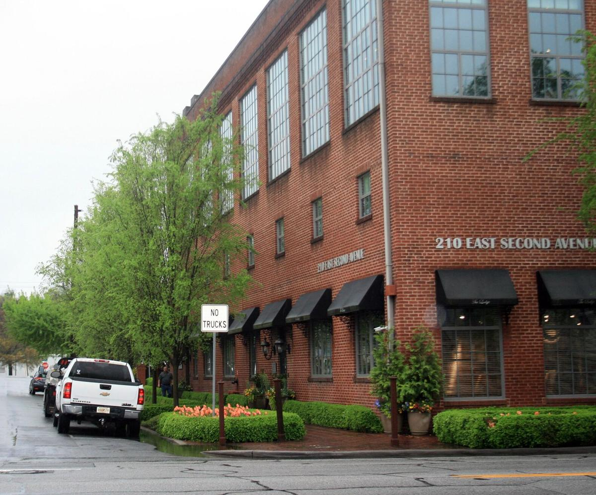 Rome Manufacturing building to be sold at auction