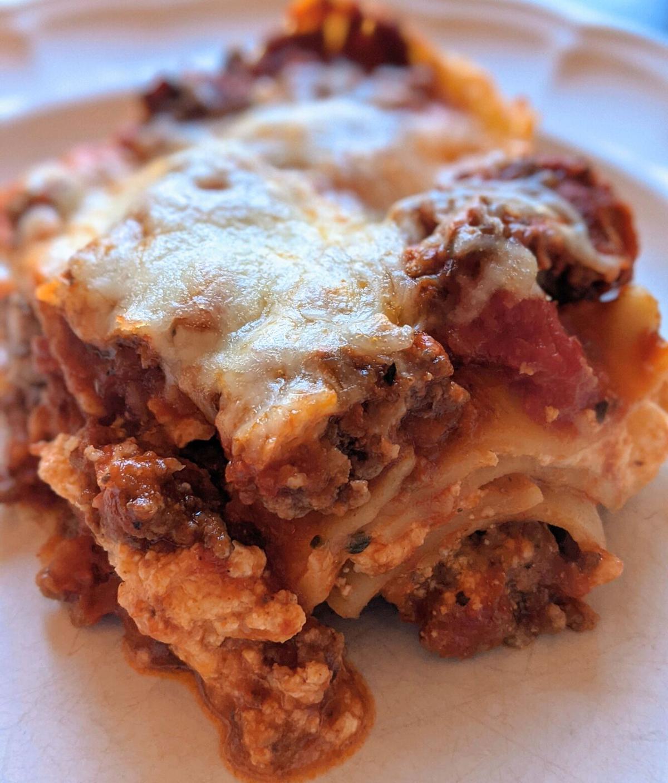 amy fischer lasagne