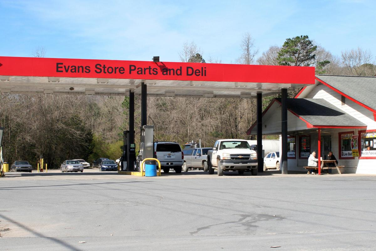 Evans store sold1