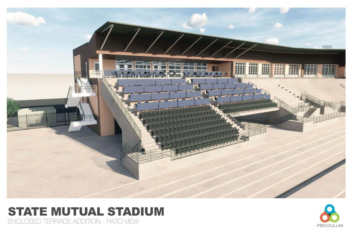 Projects and renovations coming to Rome Braves Stadium in 2020