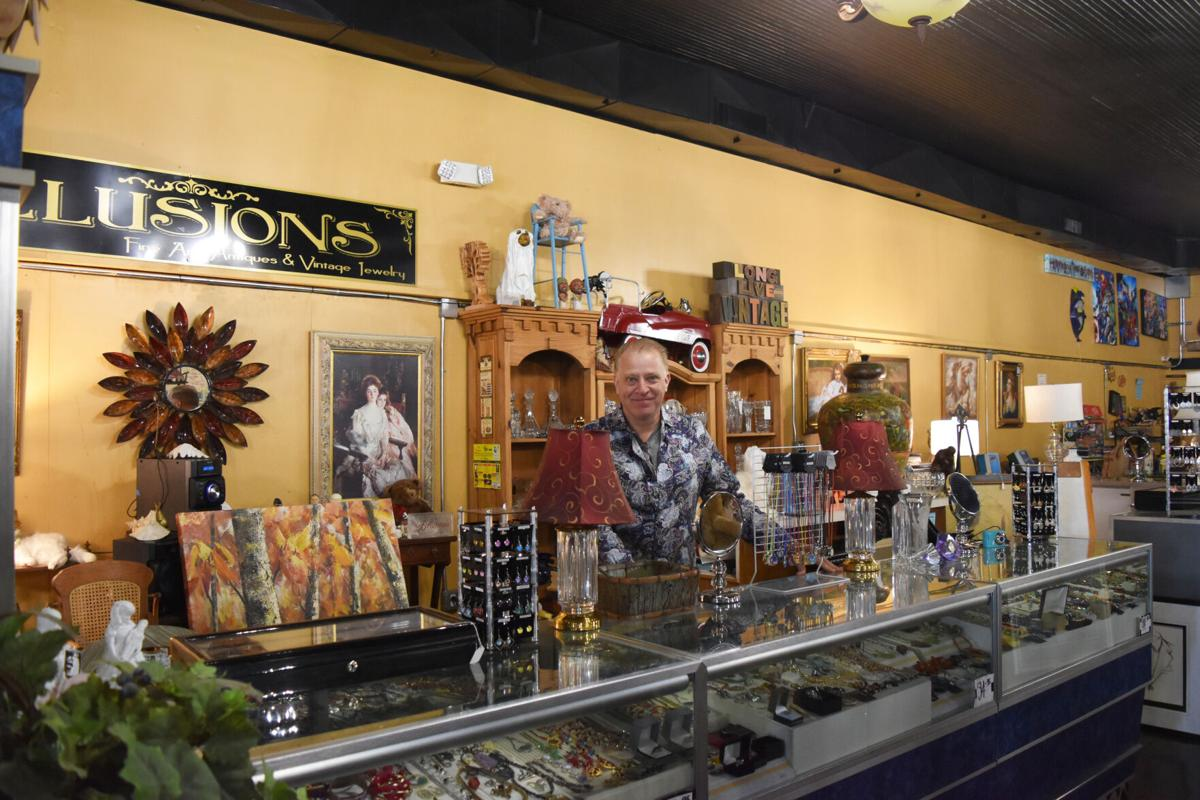 When I Was a Child Antiques opens downtown