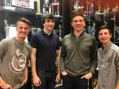 4 Calhoun students named Governor's Honors semifinalists