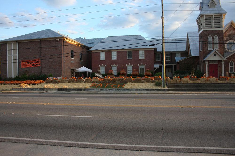 Trinity United Methodist Church Pumpkin Patch