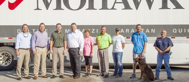 Mohawk teams up with Nature's Big Springs Water