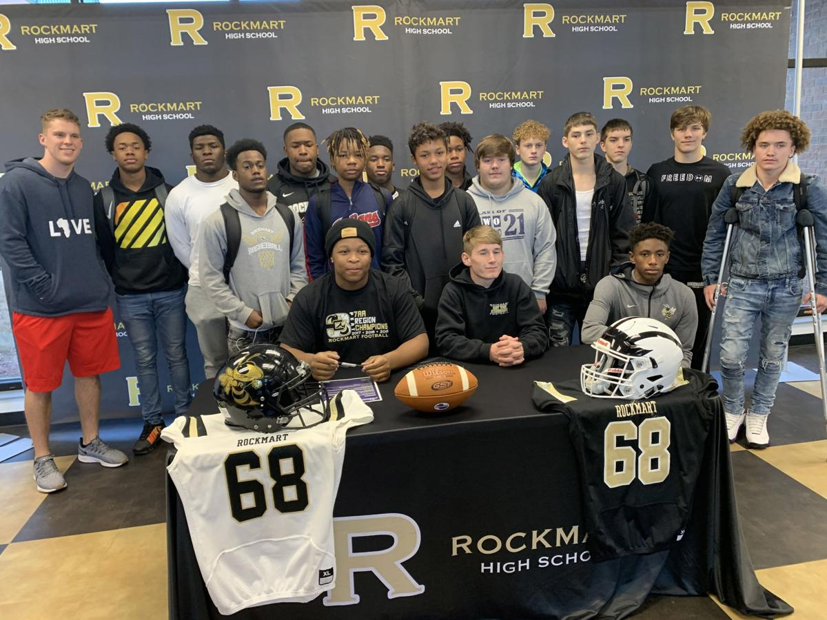 Deacon Allen signs with Akron