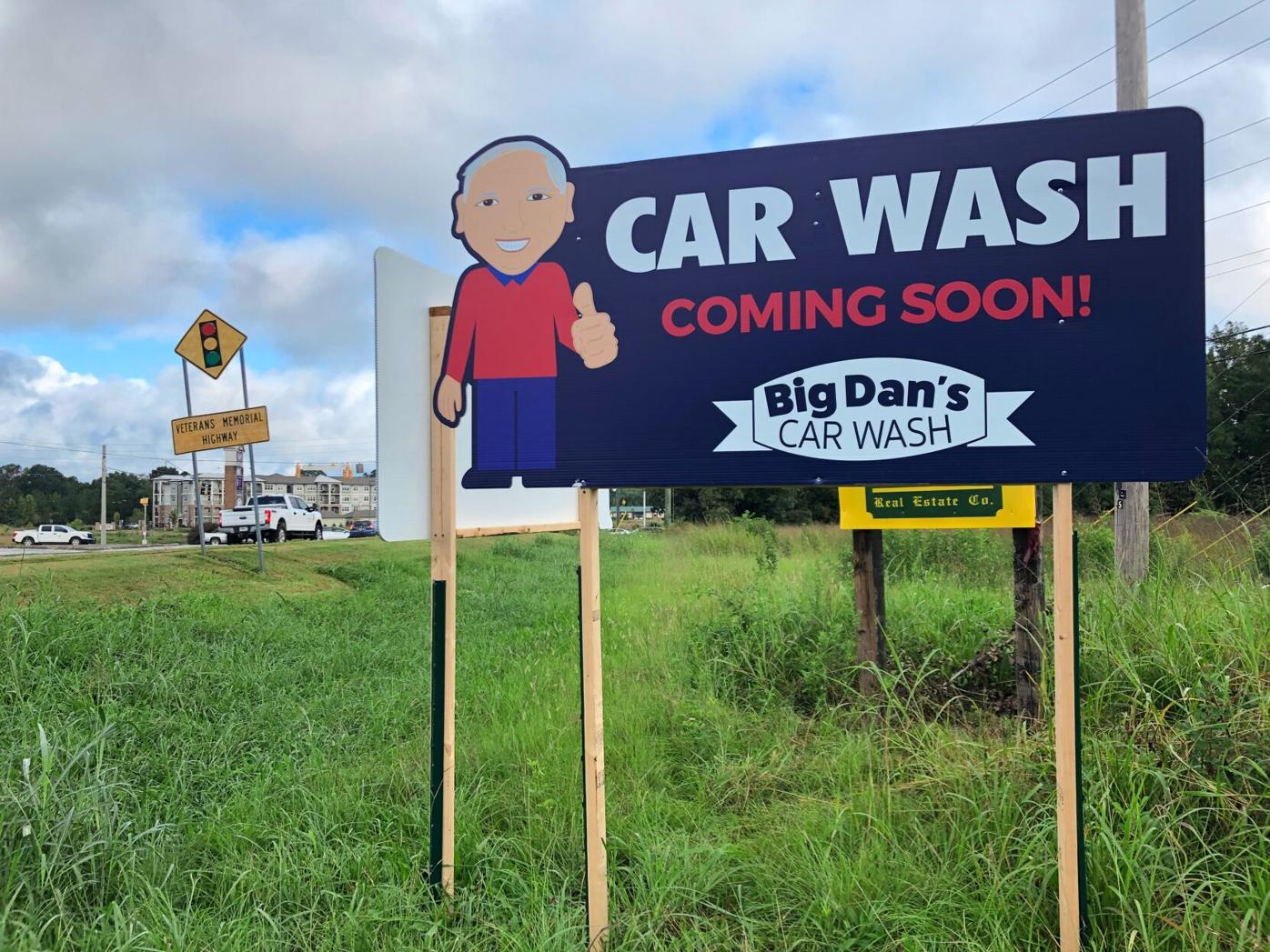 Second Big Dan's Car Wash location announced as Shorter Avenue location nears completion
