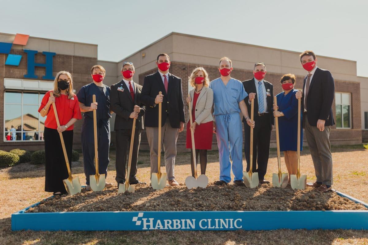 Harbin Clinic celebrates 150 years of history