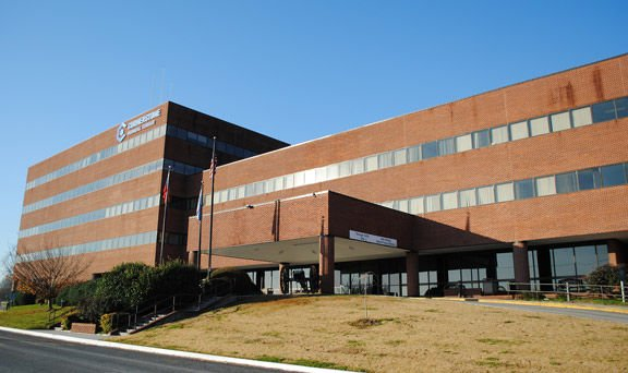 CHI Memorial Hospital-Georgia