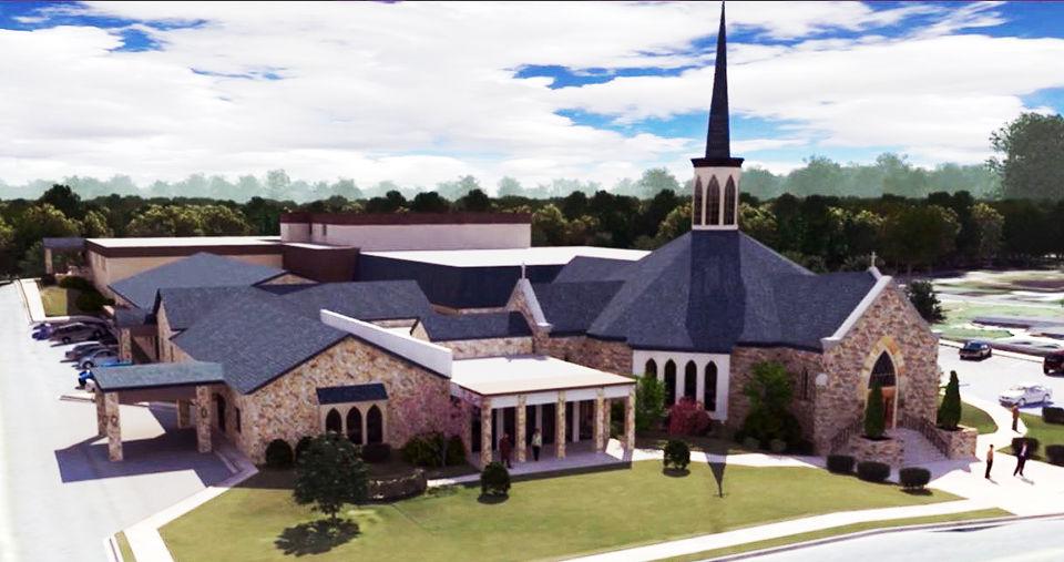 Calhoun First Baptist to hold  Community Open House this Sunday, Nov. 19
