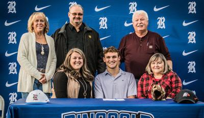 Eli Norris signs with Carson-Newman