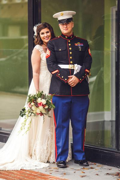 Foster - Landers wedding