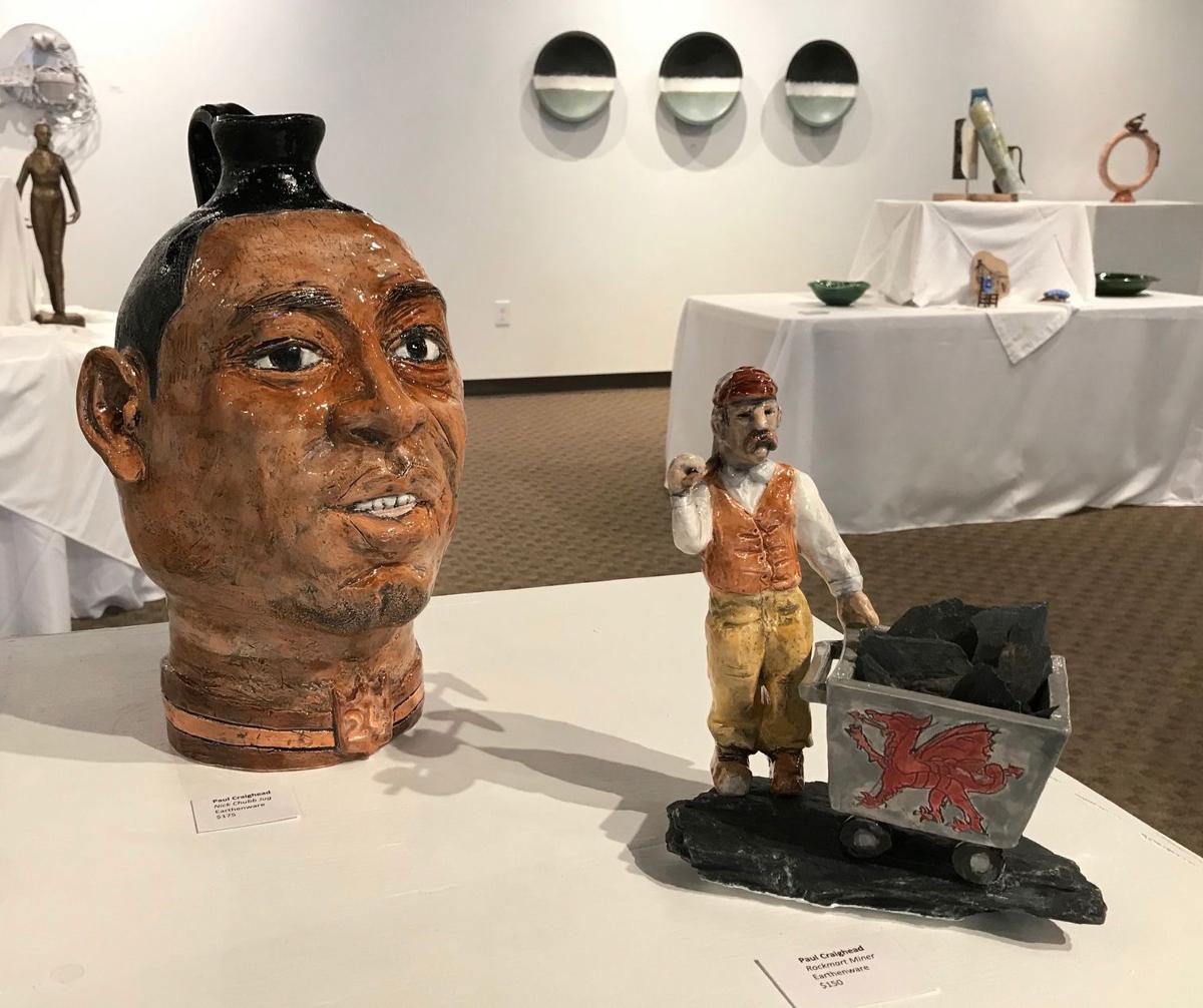 NWGA Clay Artists Exhibit 2019