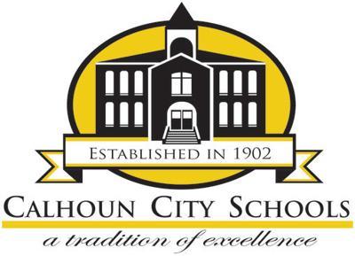 Calhoun City Schools logo