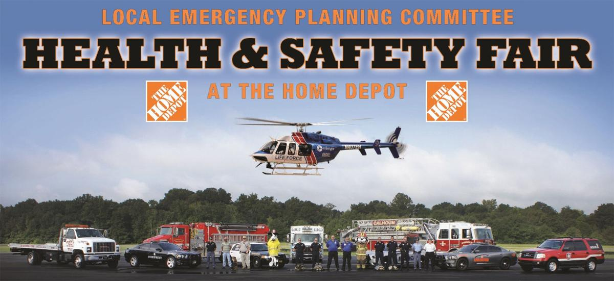 Gordon County LEPC to host 3rd annual Health & Safety Fair Oct. 7