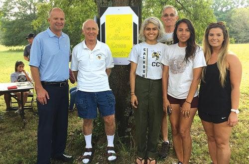 Calhoun Cross Country Reunion