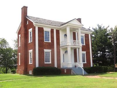 Chief Vann House