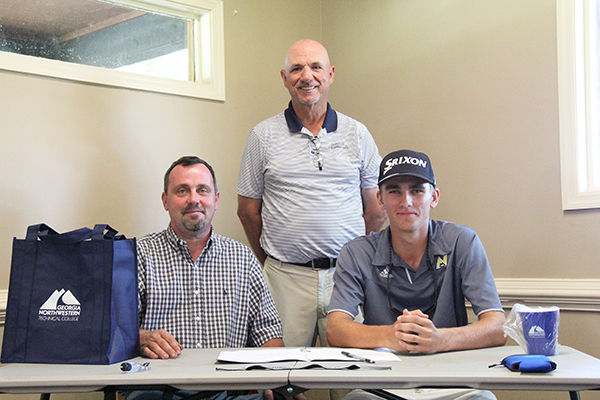 GOLF: Bobcats round out golf roster with North Murray graduate