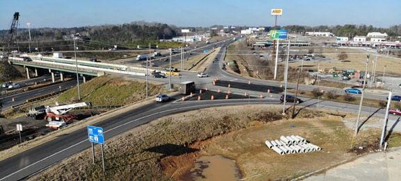 I-75 overpass