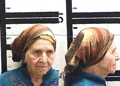 Taser Arrest Elderly Woman