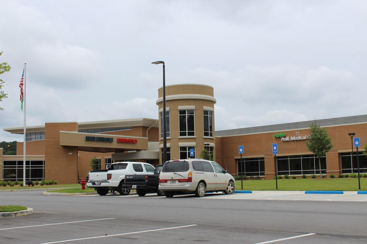 Polk Medical Center,  June 2015
