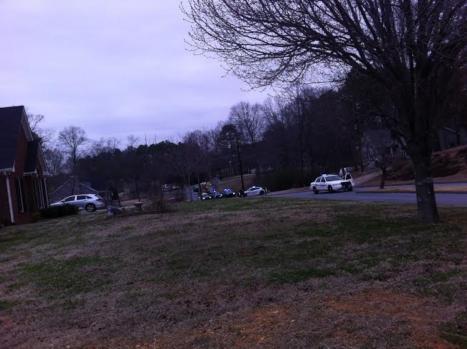 Police explosives found