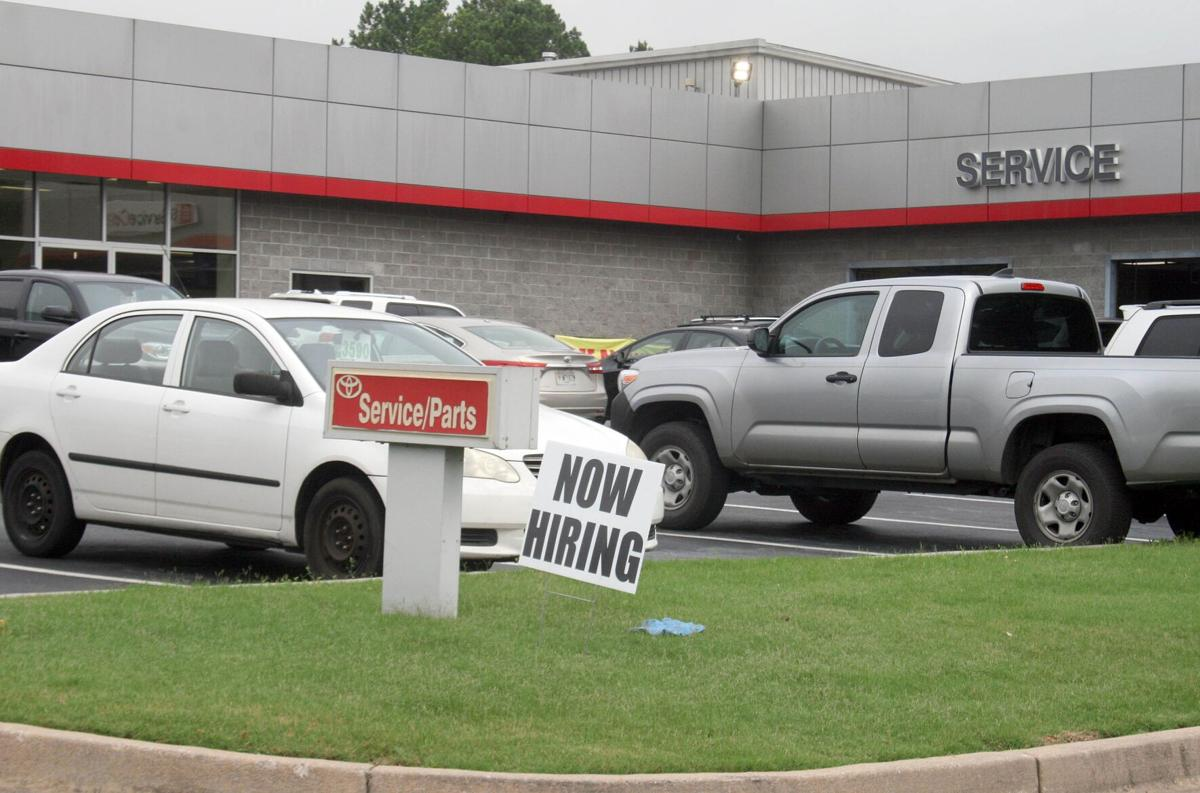 Riverside Toyota hiring