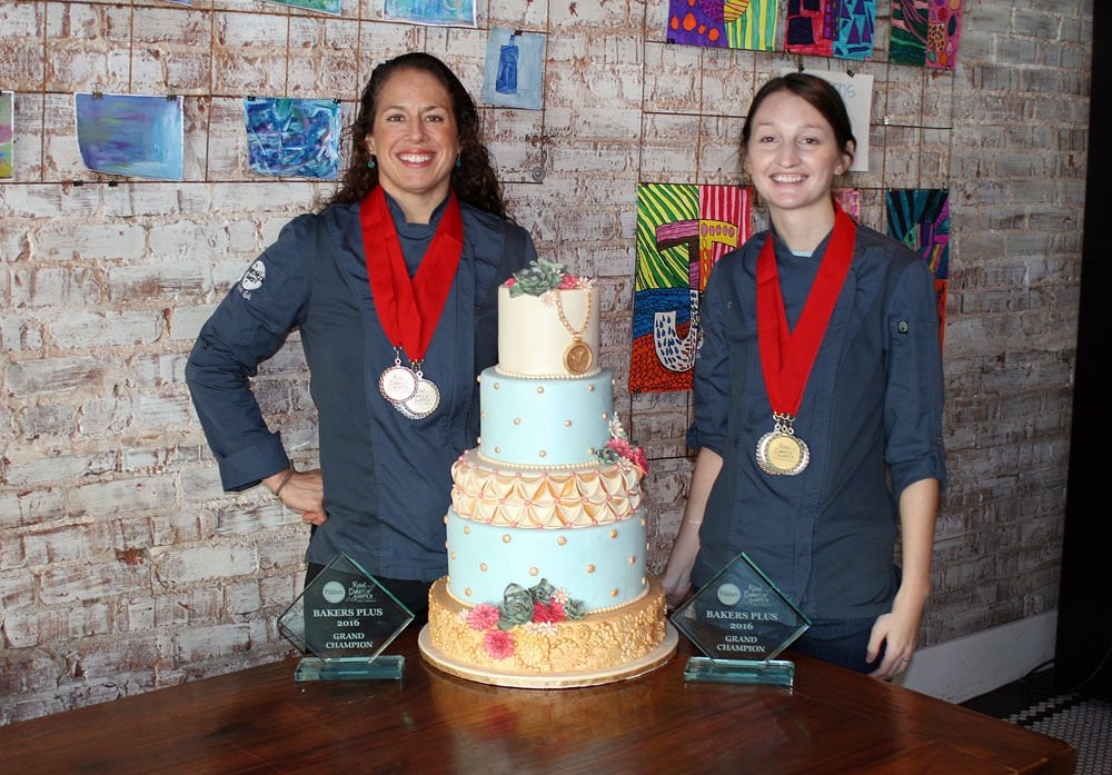 Pillsbury Bakers' Plus Creative Decorating Competition