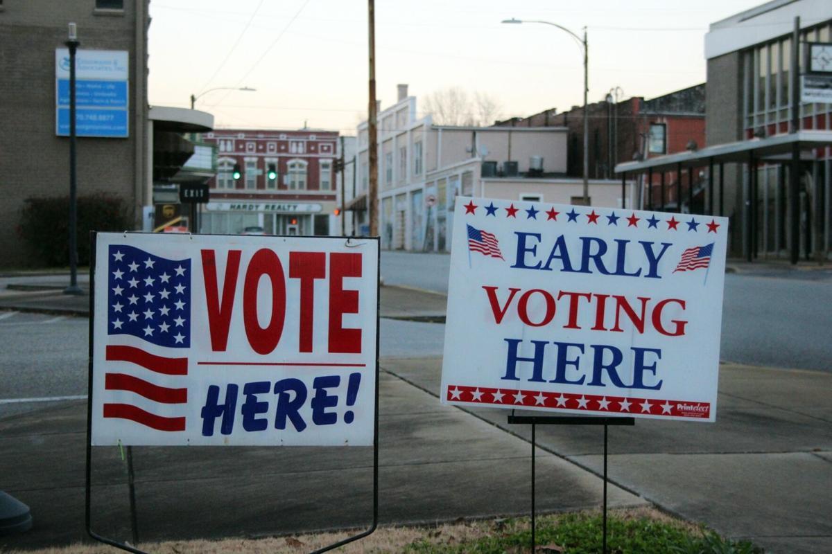 Senate runoffs come down to this week