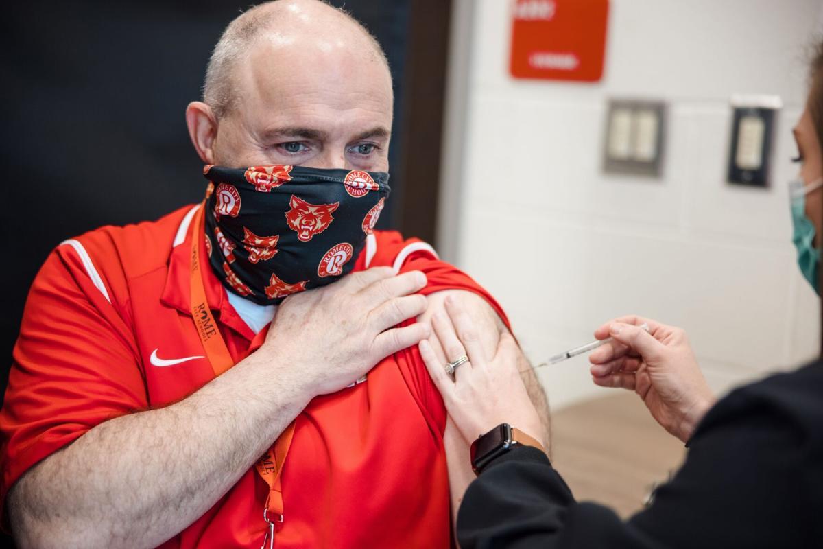 teacher vaccine