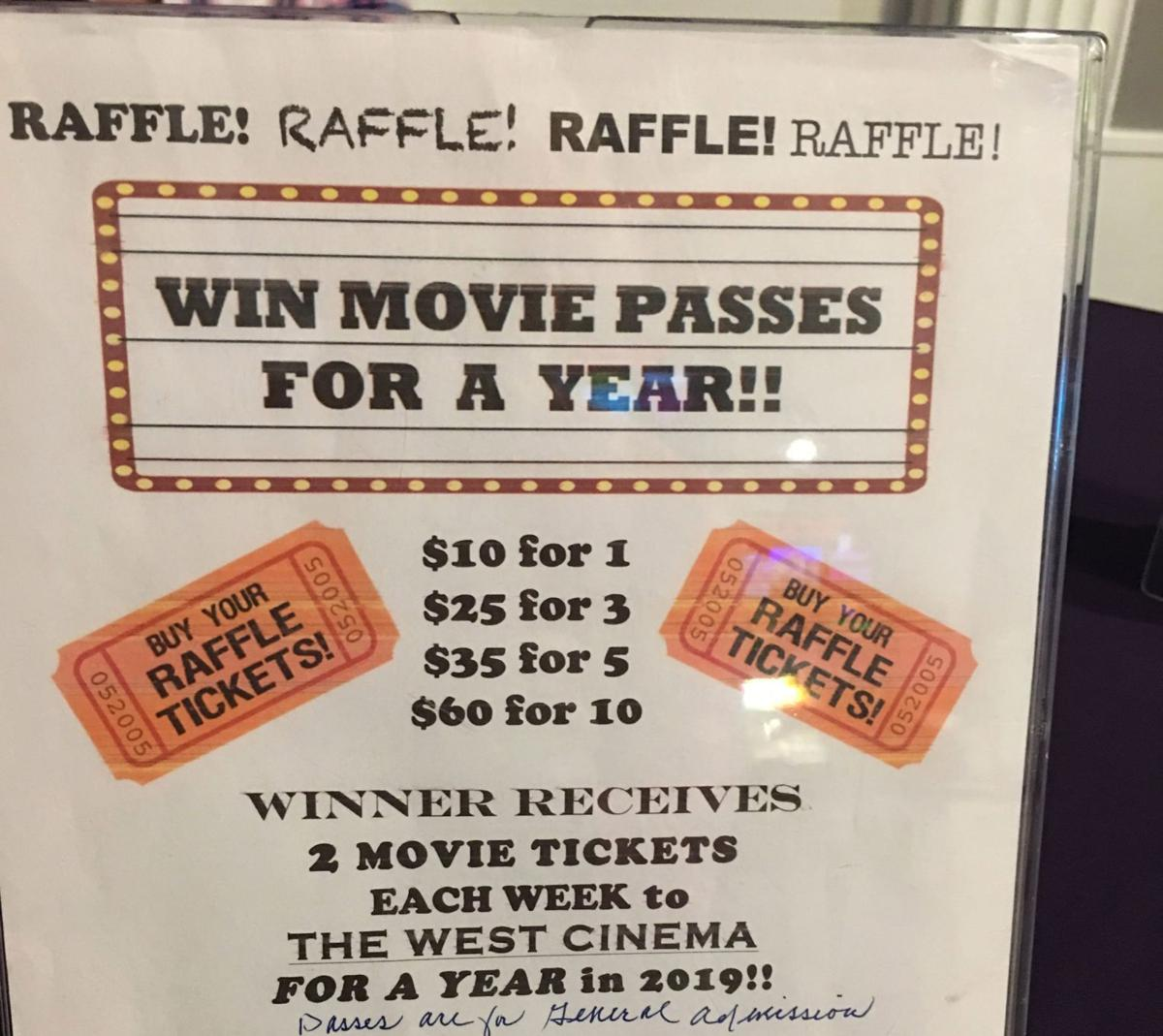 Cedartown Polk County Humane Society Raffle