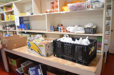 Helping Hands Food Pantry in Rockmart