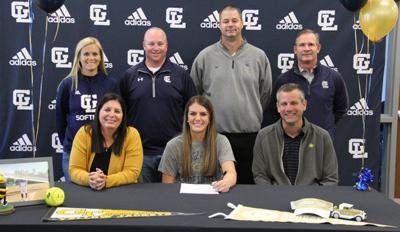 Emma Minghini signs with Georgia Tech