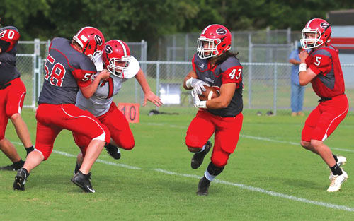 Sonoraville's Tyler Capps
