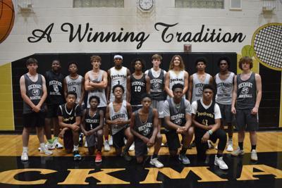 Rockmart Boys Basketball - June 2018