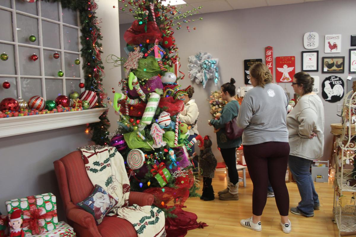 West Elm Christmas Ornaments.New Christmas Store Opens In Rockmart Local