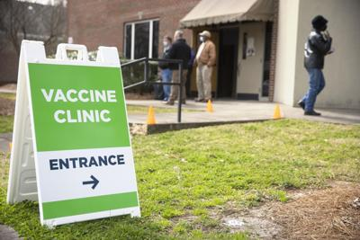 Lovejoy Baptist Church hosts vaccine clinic
