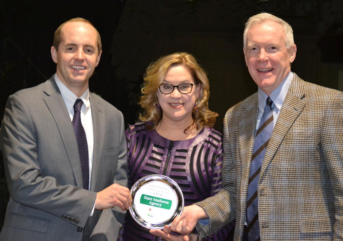 Chamber honors legacy sponsors