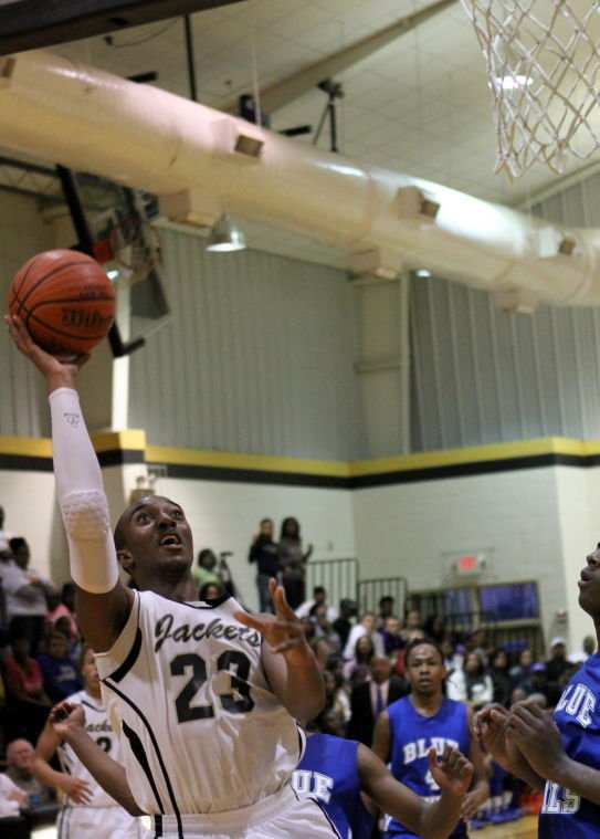 Calhoun boys basketball